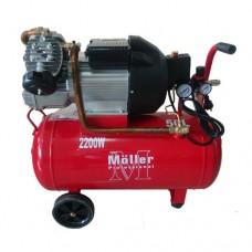 Компрессор Moller AC 400/050 220В 2200 Вт